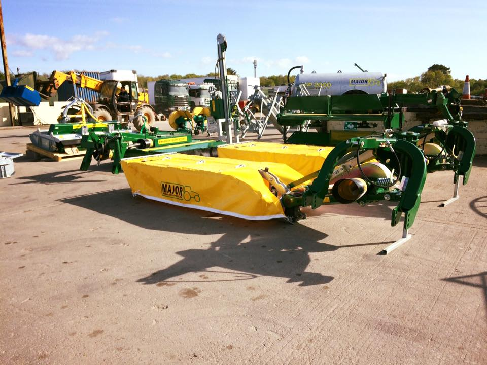 mowers for sale in kerry ireland