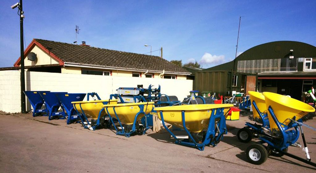 spreaders for sale in kerry