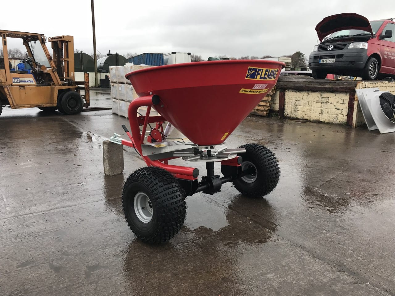quad spreader for sale in kerry